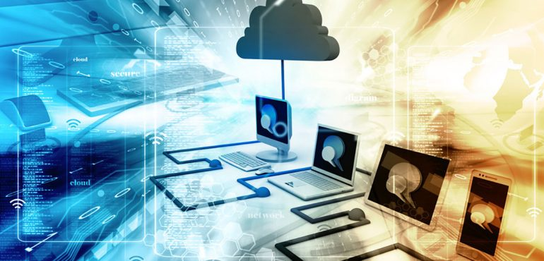 Moving Data To The Cloud