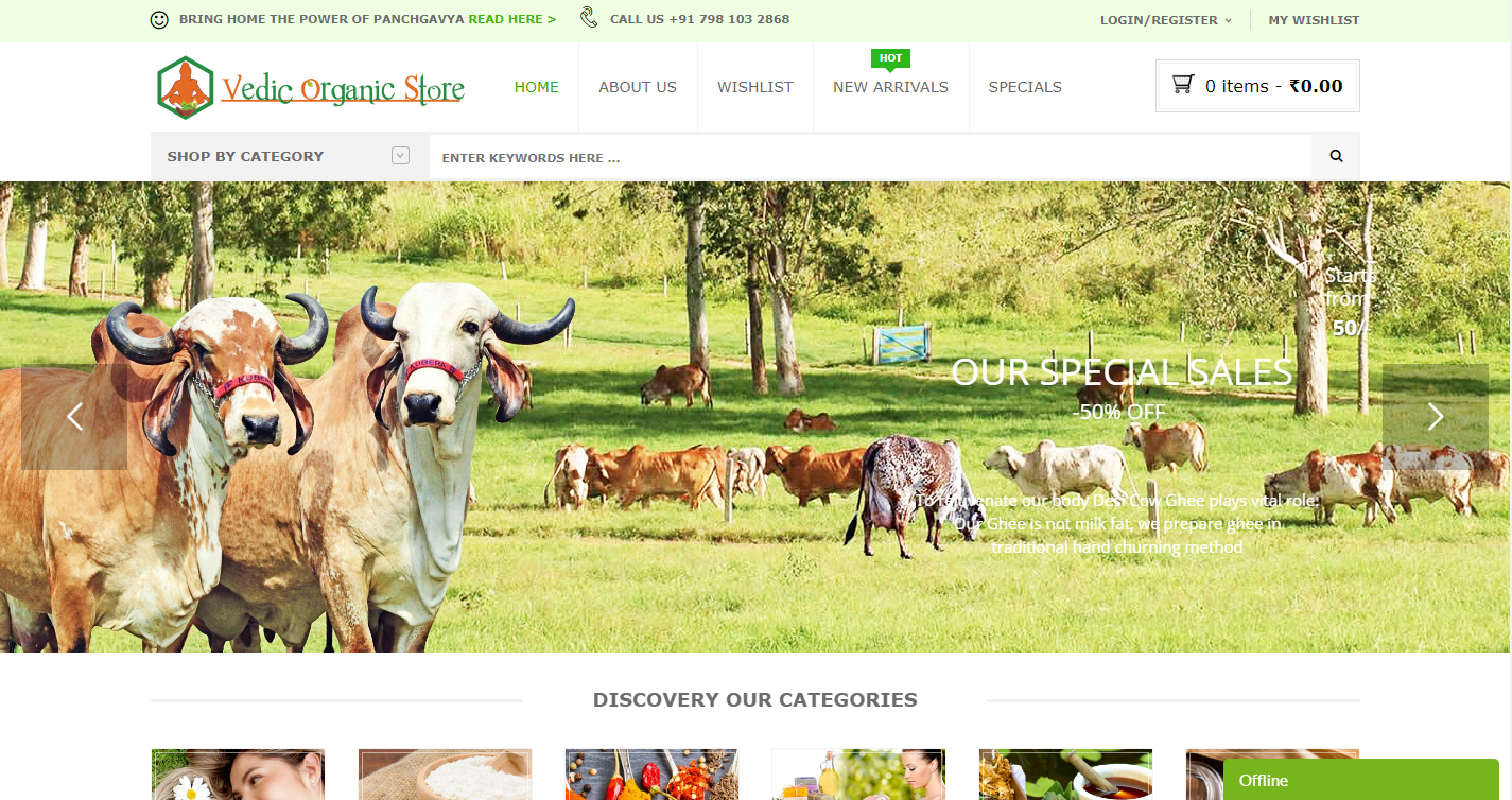 Vedic Organic